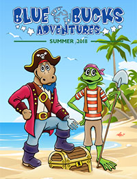 Blue Bucks Adventures Summer
