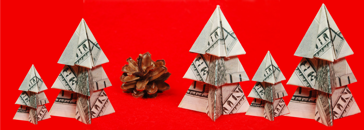 Preparing Financially for the Holidays Blog Image