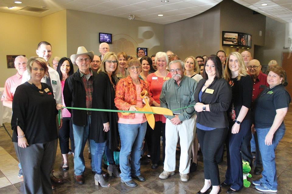 Derby Chamber of Commerce Ribbon Cutting