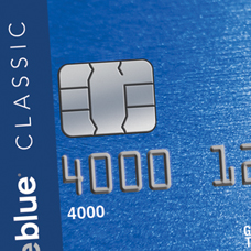 Debit Card with EMV Chip Image