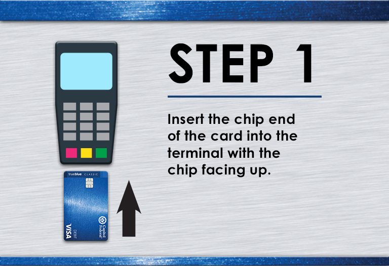EMV Chip Step 1 Image