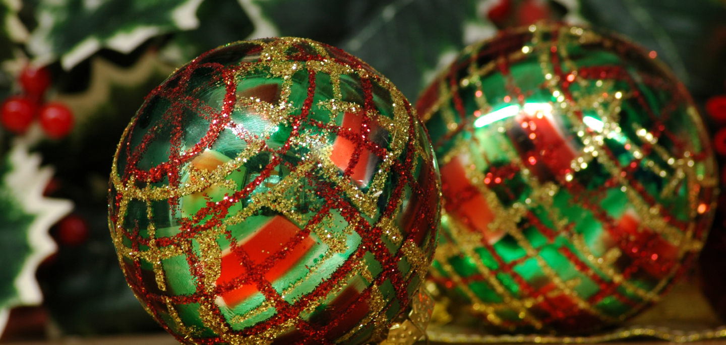christmas ornaments image