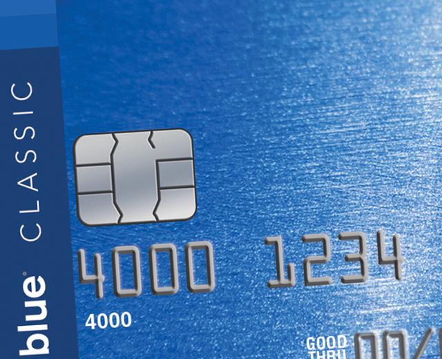 True Blue Debit Card